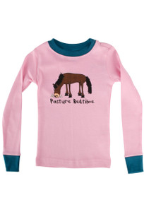 Kids - Girls Pasture Bedtime Pajamas - Top