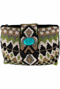 Mary Frances – Tahoe Mini with Turquoise - Front