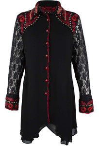 Vintage Collection Scarlett Tunic - Front