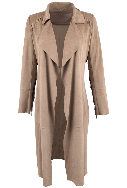 Union Of Angels Angel Duster Coat Pinto Ranch