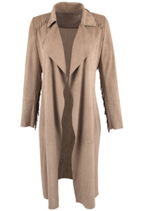 Union of Angels Angel Duster Coat - Front