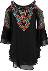 Vintage Collection Sabrina Tunic - Front
