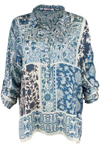 Johnny Was Prima Blouse - Front
