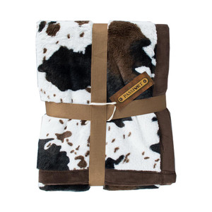 Throw - Faux Fur Painted Horse