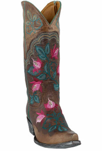 Old Gringo Women's Brass Vivien Boots