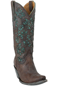 Old Gringo Women's Brass Mary Lou Boots - Hero