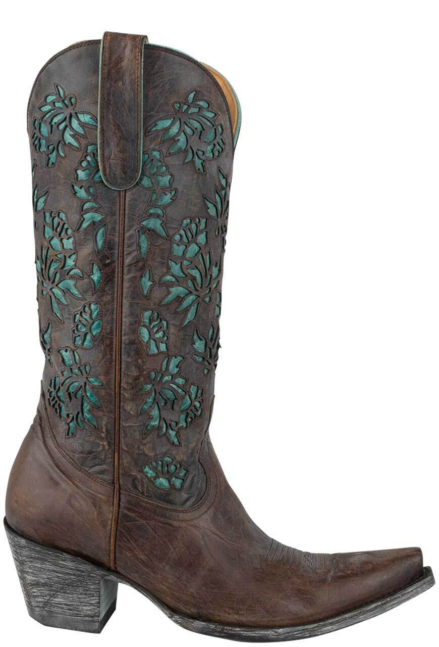 old gringo women u0026 39 s brass mary lou boots