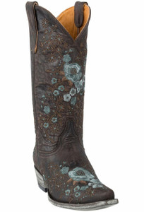 Old Gringo Women's Chocolate Shelby Boots - Hero