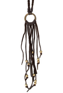 Union of Angels Fringe Necklace -Thumb