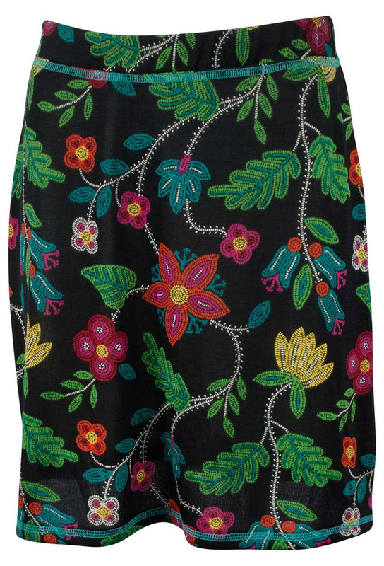 Double D Ranch Oji Mini Skirt - Front
