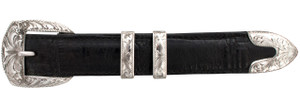 "Comstock Heritage Ware Engraved 1"" Buckle Set"