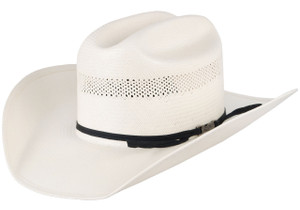 American Hat Co. Panama Straw Hat- Hero