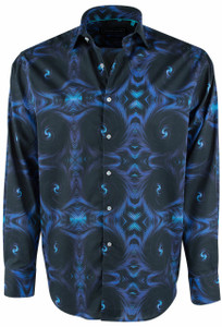 David Smith Australia Twilight Silcott Shirt- Front