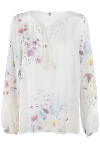 Dylan Chloe Blouse- Front