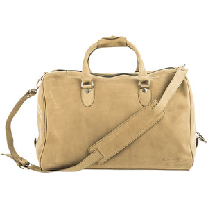 Kelly Tooke Duffle - Olive Front