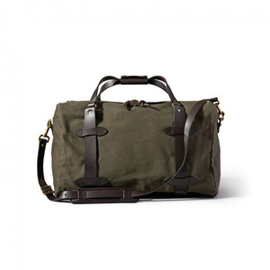 Filson Medium Duffle Bag - Otter Green Front