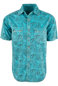 Ryan Michael Distressed Paisley - Pool - Front