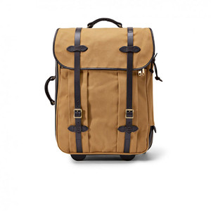 Filson Medium Rolling Check-In Bag - Tan
