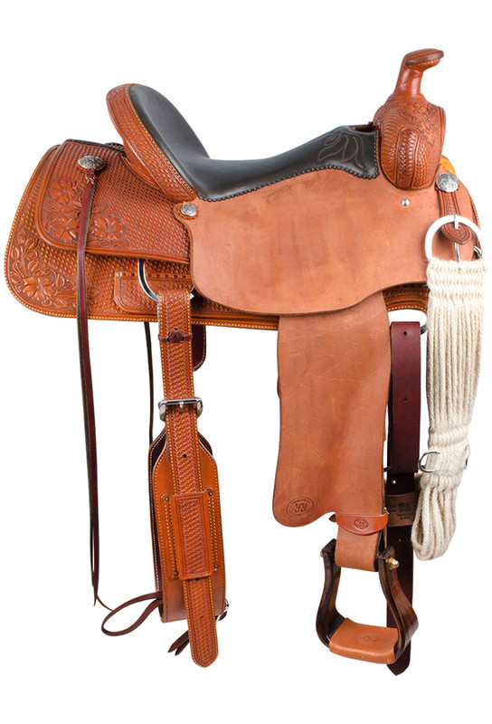 Pinto Ranch Will James Ranch Roper Western Saddle Pinto