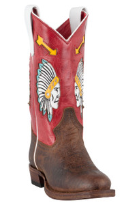 Macie Bean Kids Chief So Cute Boots - Hero