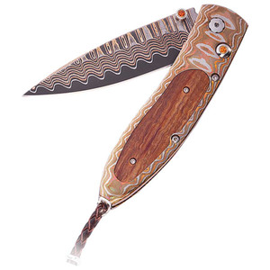 William Henry Monarch 2017-1 Pocket Knife