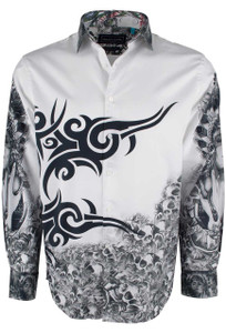 David Smith Australia Limited Edition Etching Print Shirt - Front