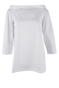 Ravel 3/4 Off-the-Shoulder Top - Front
