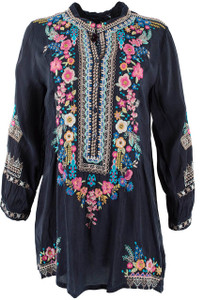 Johnny Was Sarabeth Tunic - Front