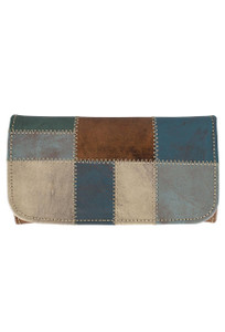 American West Groovy Soul Wallet - Front
