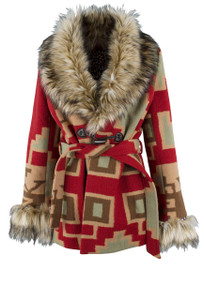 Tasha Polizzi Fire Plains Jacket - Front