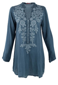 Johnny Was Allie Blouse - Front