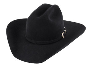American Hat Co. 10X Felt Hat - Black