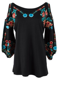 Vintage Collection Sadie Tunic - Front