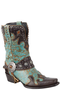 Double D Ranch by Old Gringo Ranchitos Ridge Boots