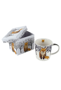 Winter Fox Mug