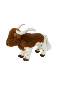 Toy - Fitzgerald Longhorn Stuffed Animal