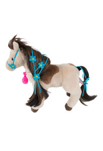 Toy - Flower Princess Horse Stuffed Animal