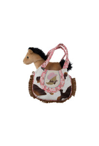 Toy - Kicky Boots Sassy Pet Sak with Horse