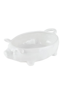Home - Wide Pig Serving Bowl
