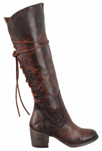 Freebird by Steven Women's Cognac Cosmo Boots - Side