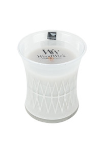 Warm Wool Scandinavia Hourglass Festive Joy Candle