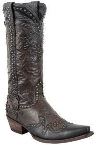 Double D Ranch by Old Gringo Brass Badlands Boots