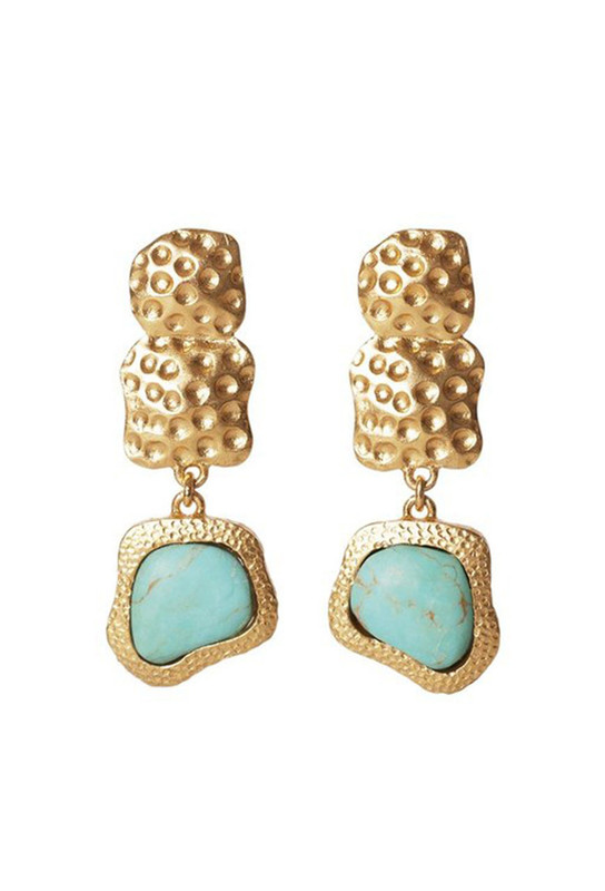 Christina Greene Waterfall Earrings