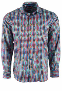 Pinto Ranch Crayon Weave Shirt - Front