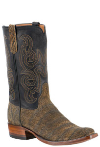 Rios of Mercedes Men's Antique Saddle Safari Elephant Boots - Hero
