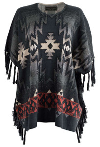 Double D Ranch Night Raven Top - Front