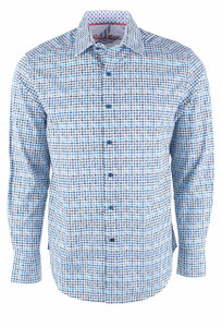 Robert Graham Rolf White Shirt - Front