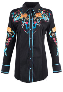 Vintage Collection Jane Western Shirt - Front