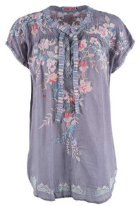 Johnny Was Dreaming Blouse - Front