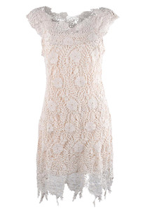 Bronte Franceska Lace Dress - Front